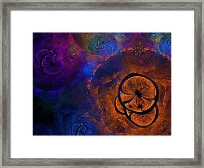 Tootie Fruitie Framed Print