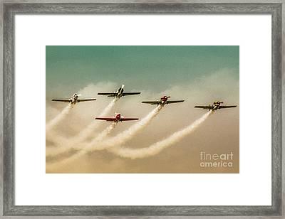 Top Gun Part One Framed Print