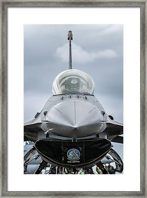 Top Gun V Framed Print