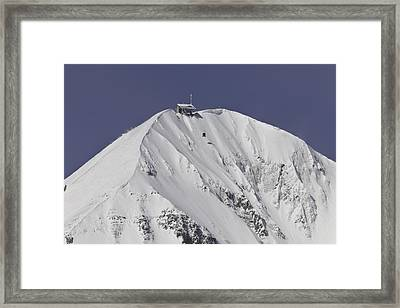 Top Of The Tram Framed Print