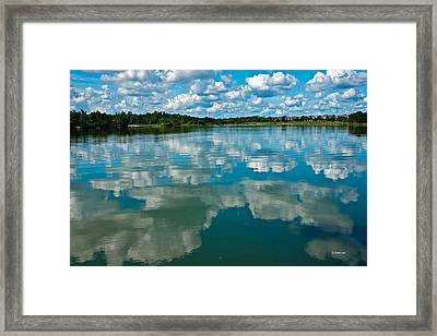 Top Ten Day Framed Print