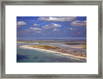 Topsail Overlook Framed Print
