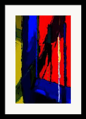 Torment Digital Art Framed Prints