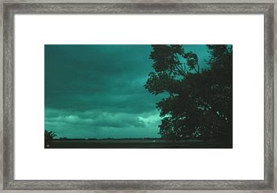 Tornado Watch Framed Print