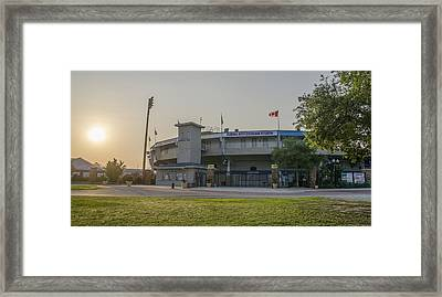 Toronto Blue Jays - Florida Auto Exchange Stadium Framed Print