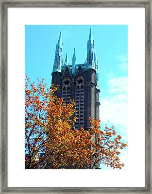 Toronto Church Framed Print