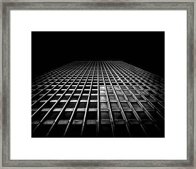 Toronto Dominion Centre No 100 Wellington St W Framed Print