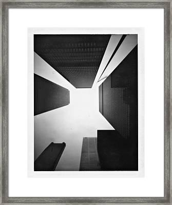 Toronto Framed Print by Luca Baldassari