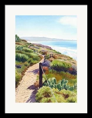 Nature Preserve Framed Prints