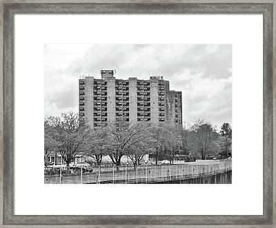 Torrington Towers Framed Print by Eric Radclyffe