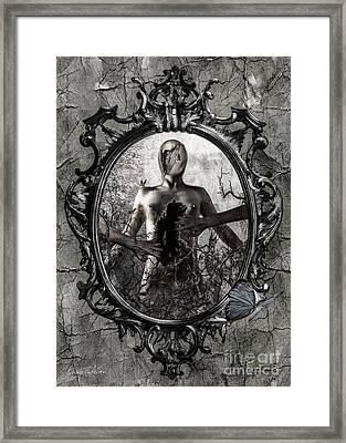 Tortured Soul Framed Print