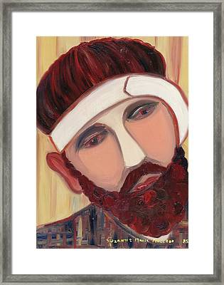 Tortured Framed Print by Suzanne  Marie Leclair