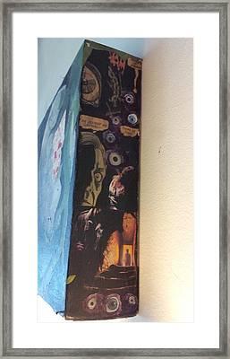 Tortured Framed Print