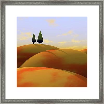 Toscana 1 Framed Print