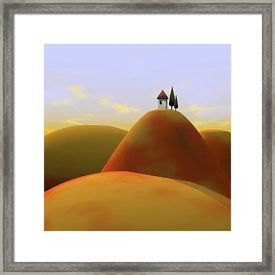 Toscana 2 Framed Print