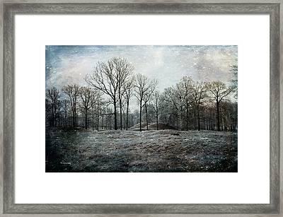 Total Absence Framed Print