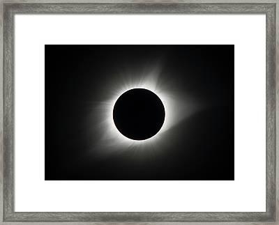 Total Grandeur Framed Print