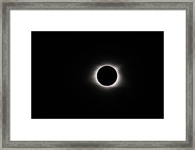 Totality Framed Print