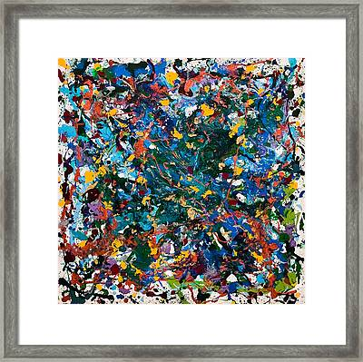 Totally Unexpected Framed Print by Gregory Young