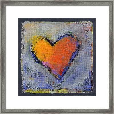 Love 6 Framed Print
