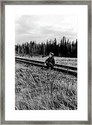 Framed Print featuring the photograph Tough Times by Tara Lynn