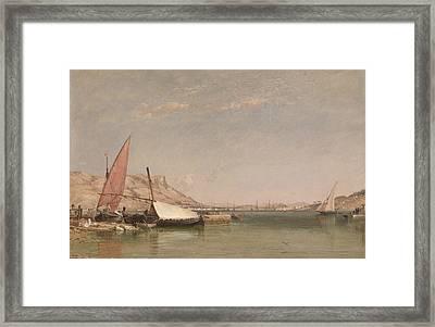 Toulon  Framed Print