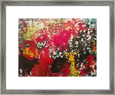 Toulouse Lautrec Framed Print