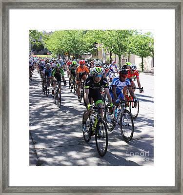 Tour Of The Gila 3 Framed Print