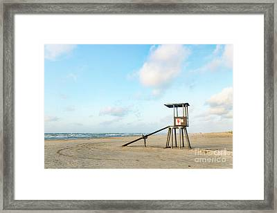Tower #9 Framed Print