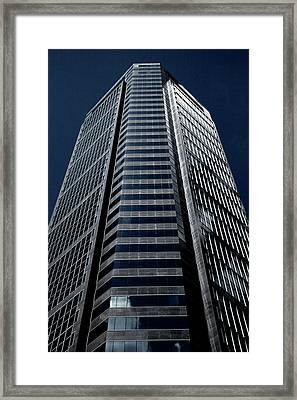 Framed Print featuring the photograph Tower by Eric Christopher Jackson