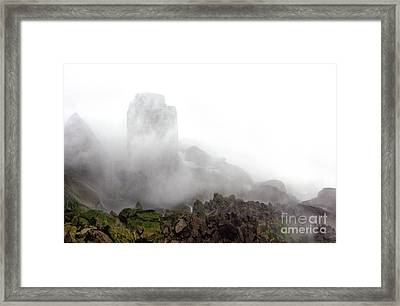 Framed Print featuring the photograph Watch The Clouds Roll By by Dana DiPasquale
