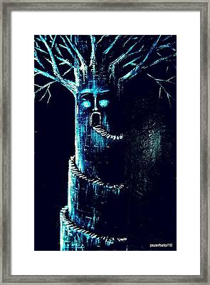 Tower Framed Print by Paulo Zerbato
