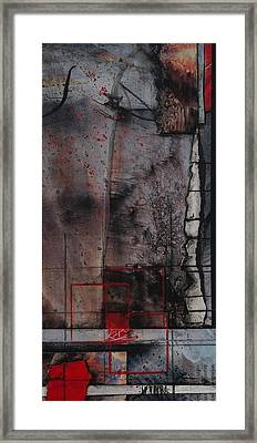 Towering Winds Framed Print