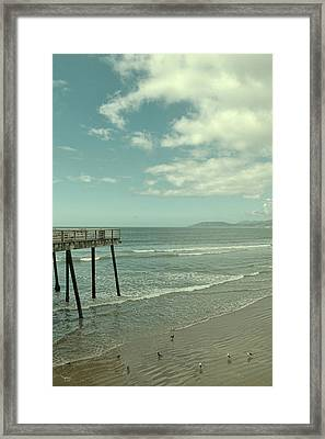 Town Of El Pizmo Framed Print by JAMART Photography