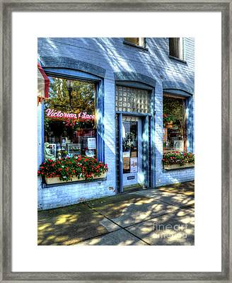 Town Of The Rising Sun 3 Framed Print