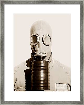 Toxic 1942 Framed Print