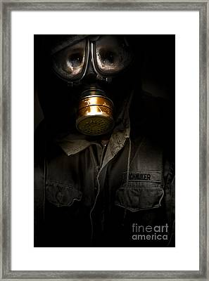 Toxic Decay Framed Print by Jorgo Photography - Wall Art Gallery