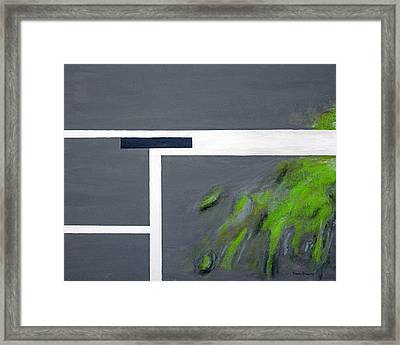 Toxic Framed Print by Slade Roberts