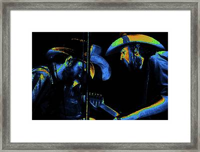 Toy And Tommy And George Framed Print by Ben Upham