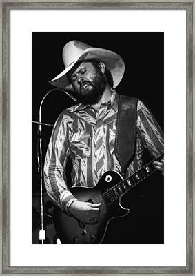 Toy Caldwell Searchin' For A Rainbow 2 Framed Print