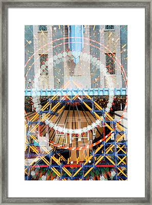 Toy Store Framed Print