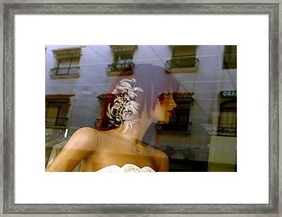 Toyah 2 Framed Print by Jez C Self