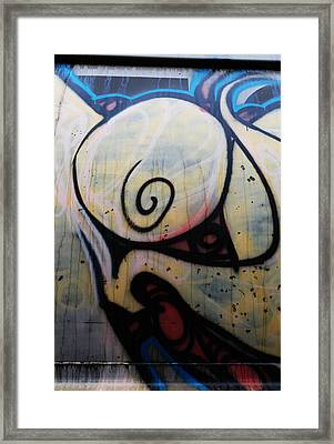Toying With Me Framed Print by Empty Wall