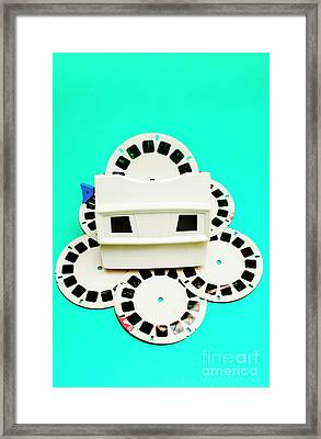 Toys From The 1980s Framed Print by Jorgo Photography - Wall Art Gallery