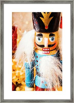Toys In Play  Framed Print by Jorgo Photography - Wall Art Gallery