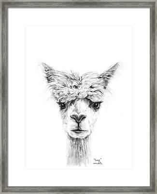 Tracy Framed Print