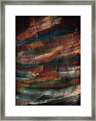 Tradewind Autumn Framed Print