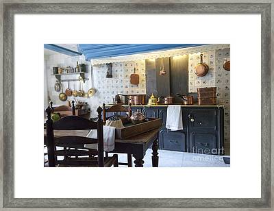 Traditional Home Framed Print