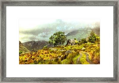 Traditional Ireland Framed Print