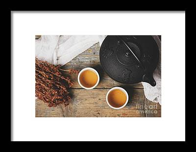 Traditional Chinese Medicine Framed Prints